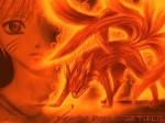 Demon fox Nine Tails